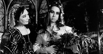 Laura Liddell with Felicity Kendal