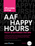 Affordable Art Fair's AAF Happy Hours